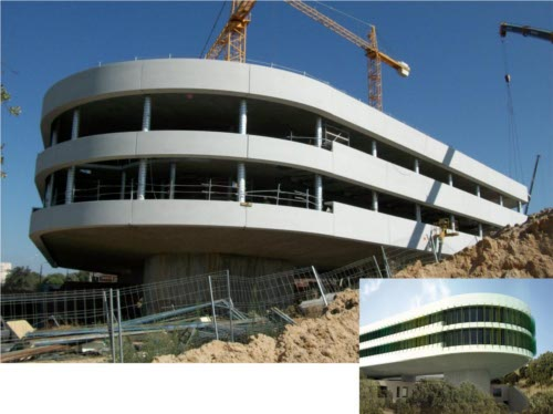 IMDEA Software building construction